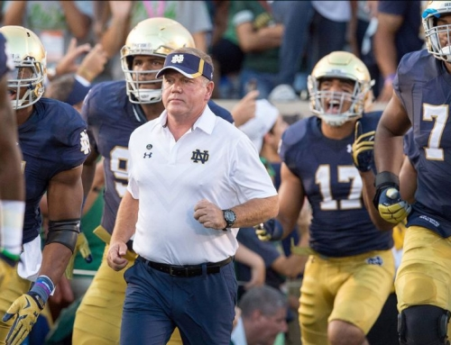 Rebuttal: Brian Kelly is College Football�s Most Overrated Head Coach